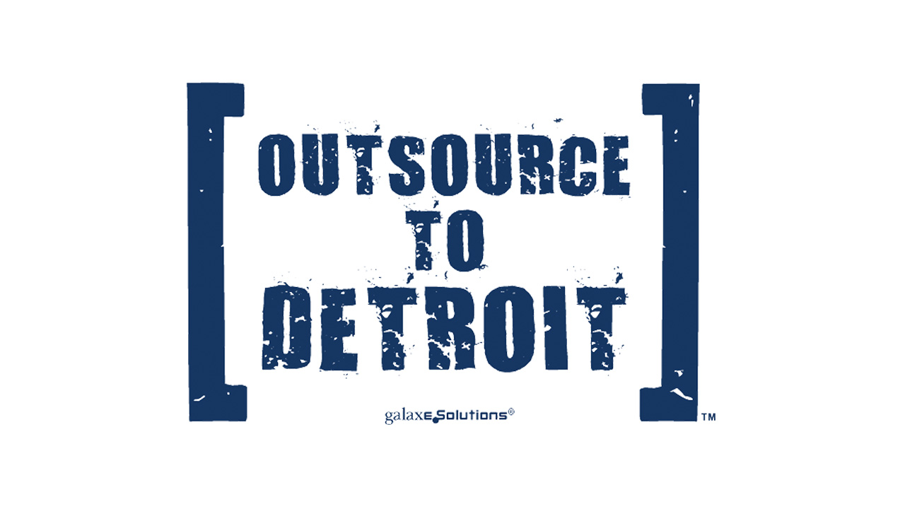 Outsource to Detroit™ In the News
