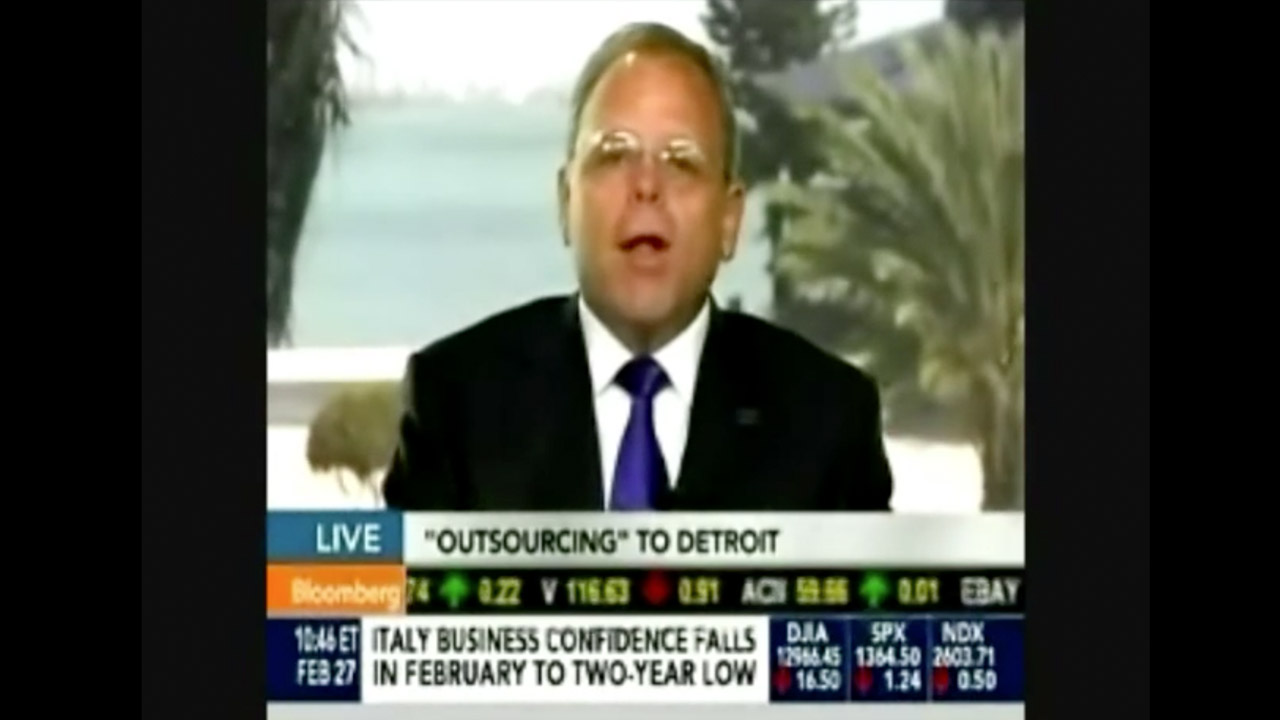 Tim Bryan Bloomberg TV