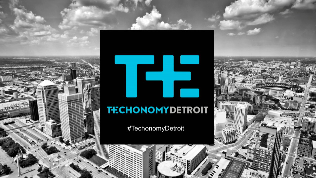 Tim Bryan speaks at Techonomy Detroit