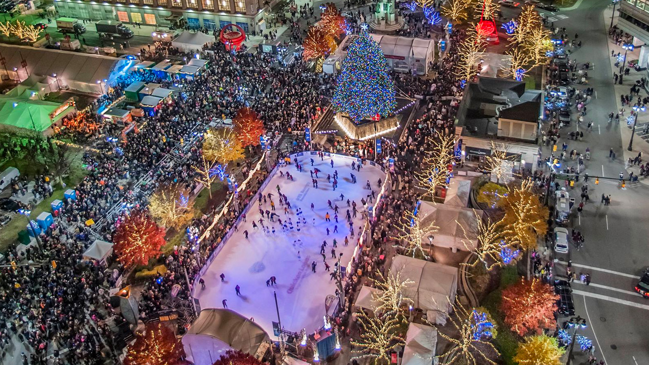 "GalaxE.Solutions Helps Create ""Winter Magic"" in Detroit"