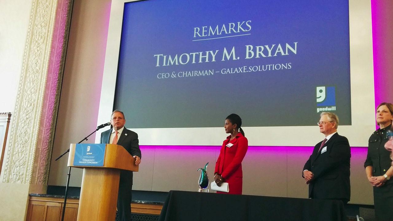Goodwill Tim Bryan
