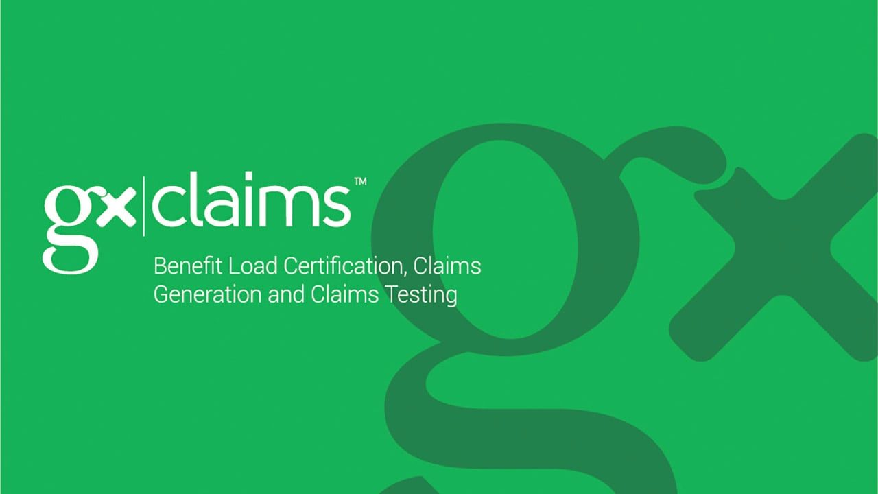 GxClaims™ Brochure