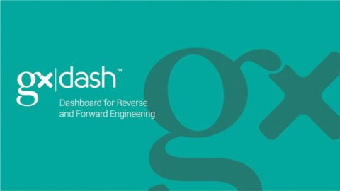 GxDash - Dashboard for Reverse and Forward Engineering