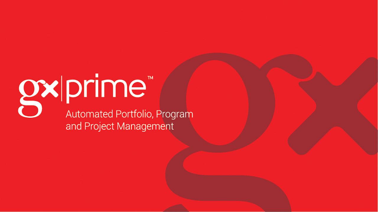 GxPrime - Automated Portfolio, Program and Project Management