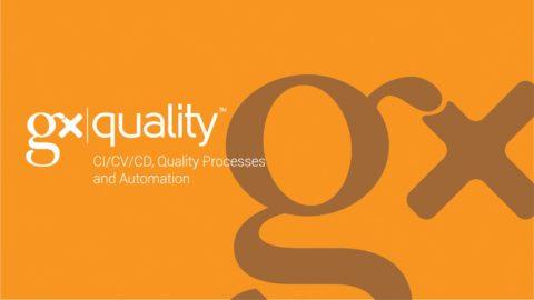 GxQuality - CI/CV/CD. Quality Processes and Automation