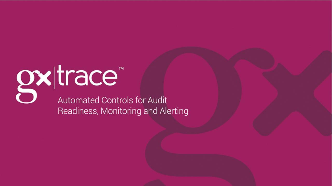 GxTrace™ Brochure
