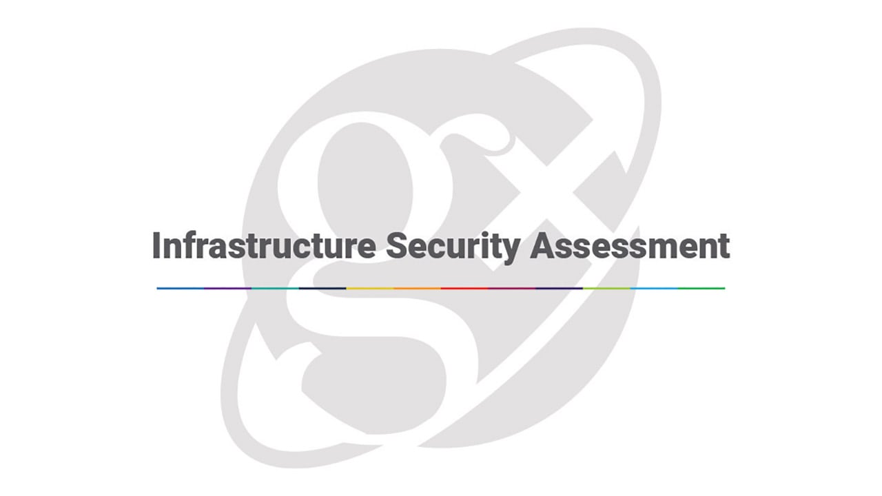 Infrastructure Security Assessment