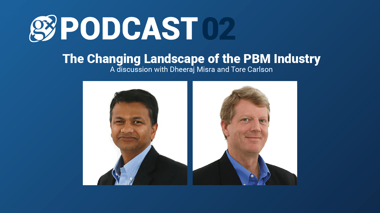 The Changing Landscape of the PBM industry