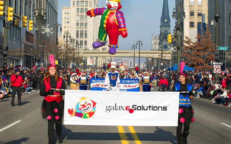 Thanksgiving Day Parade Detroit