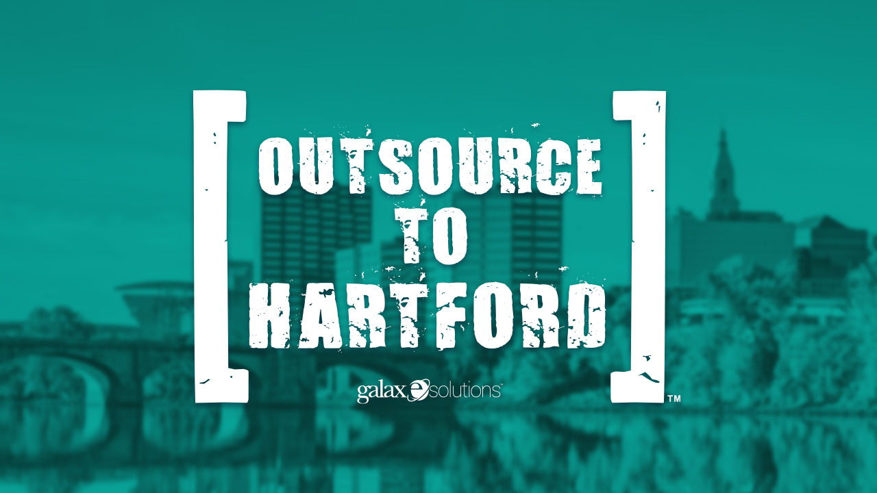 "GalaxE.Solutions Arrives to ""Outsource to Hartford"""