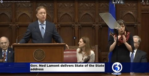 GalaxE Recognized in CT Governor Ned Lamont's