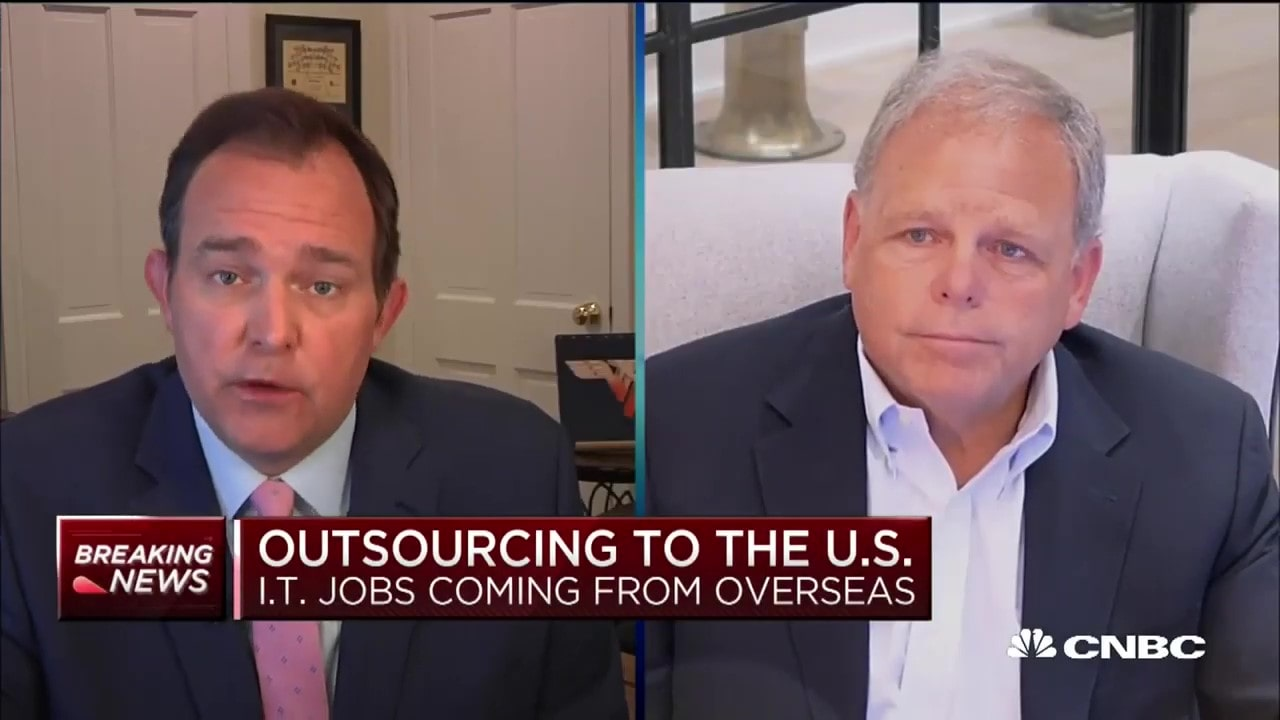 Outsourcing to US