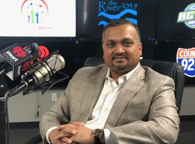 Chandra Dyamangoudar on iHeartRadio's Community Access 105.9 The River