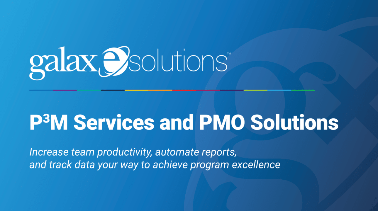 P3M Services and PMO Solutions